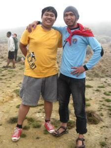 Santos dan aku