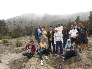 Kelompok 1 @ Hutan Mati